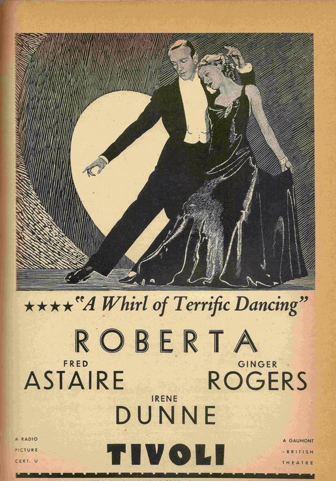 astaire rogers