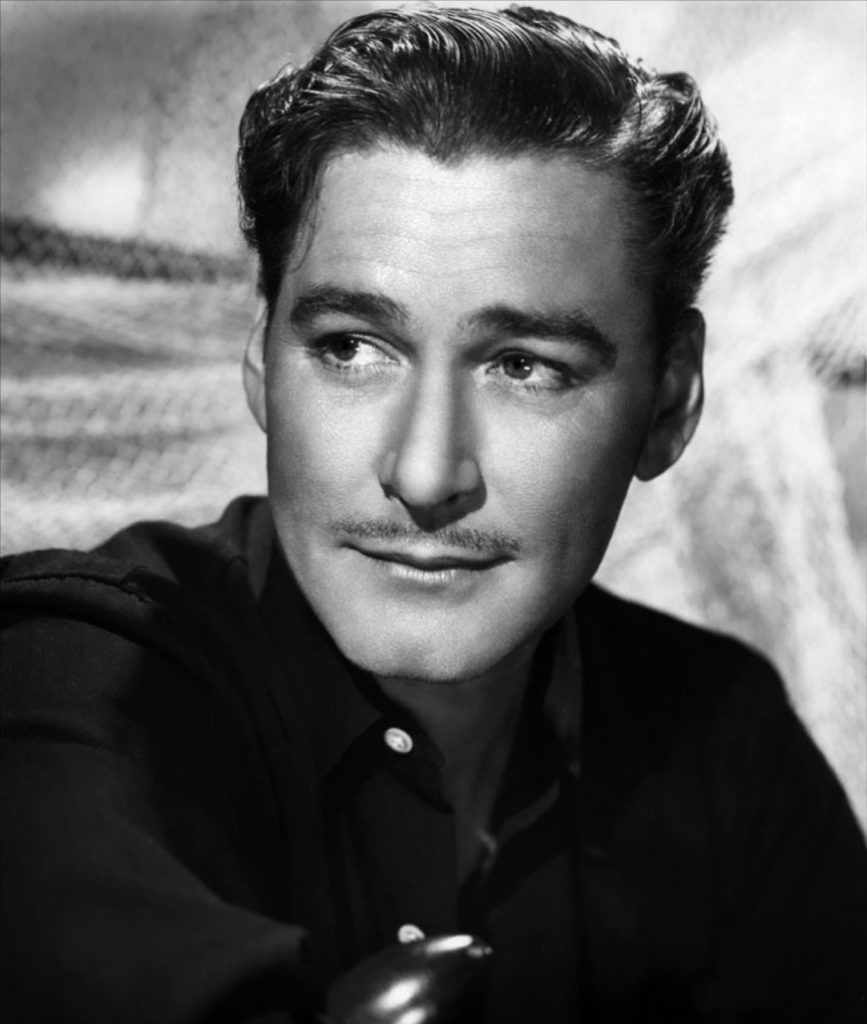 Errol Flynn - Image may be subject to copyright